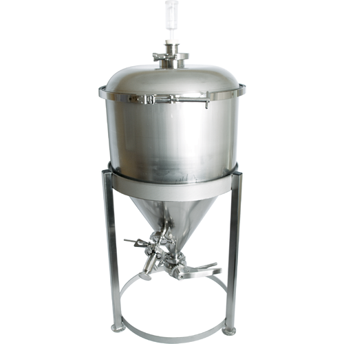 MoreBeer!® Conical Fermenter - 7.5 gal.