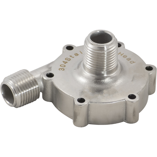Stainless Steel Pump Head for MKII Pump