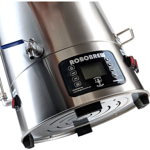 Robobrew / BrewZilla V3 All Grain Brewing System With Pump - 65L/17.1G (220v)