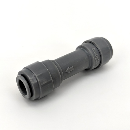 Duotight Push-In Fitting - 8 mm (5/16 in.) Check Valve