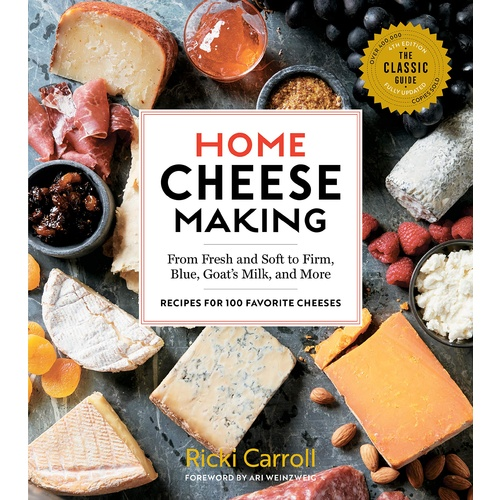 Home Cheese Making Book (4th Edition)