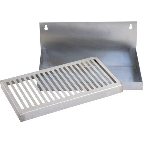 Drip Tray - 11.8 in. Wall Mount