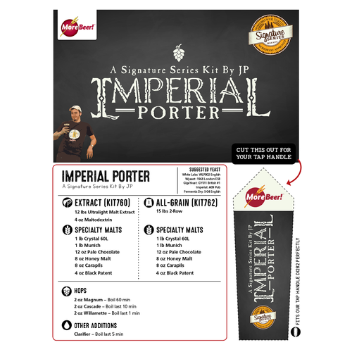 JP's Imperial Porter (All Grain Kit)