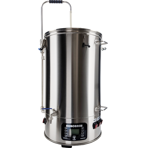 Robobrew / BrewZilla V3.1 All Grain Brewing System With Pump - 65L/17.1G (220V)
