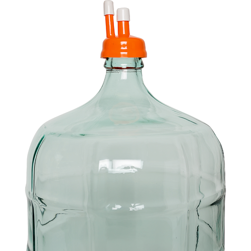 Carboy Blow Off Hood (Smooth Neck Carboy Cap)