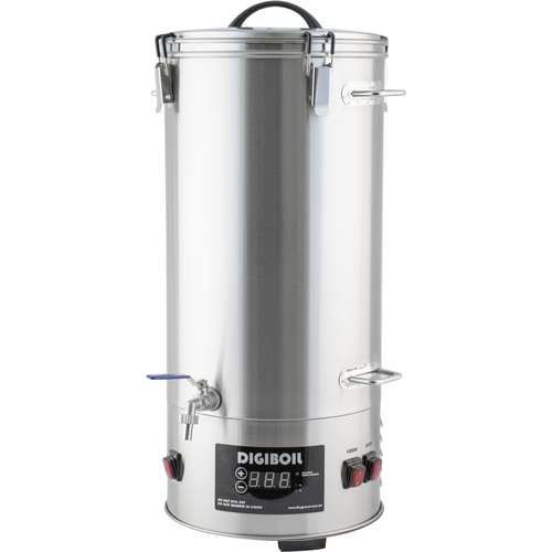 DigiMash All-Grain Electric Brewing System - 35L/9.25G (110V)