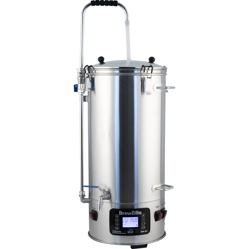 BrewZilla V3.1 All Grain Brewing System With Pump - 35L/9.25G