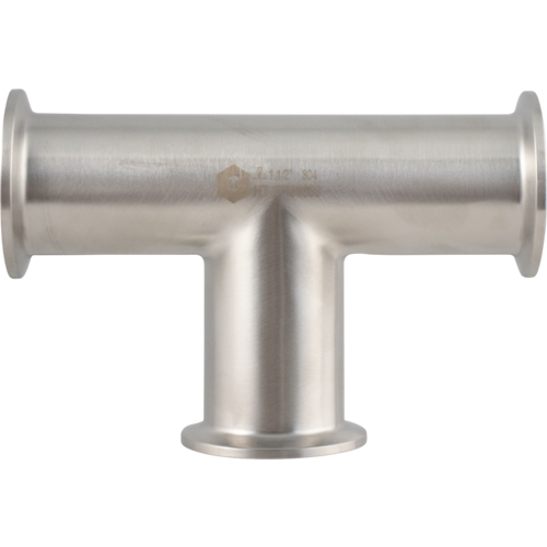 ForgeFit® Stainless Tri-Clamp Tee - 1.5 in.