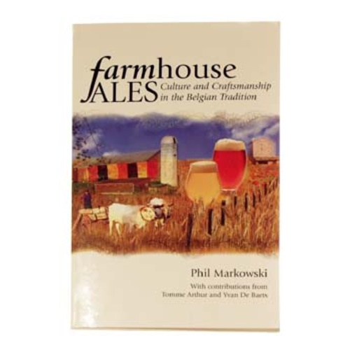 Farmhouse Ales (Book)