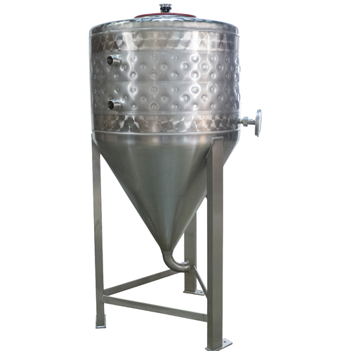 Speidel Stainless Conical Fermenter With Cooling Jacket - 1BBL