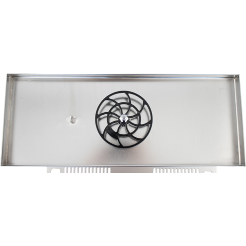 Glass Rinser Drip Tray - 18 in. (Stainless)