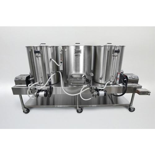 Blichmann 1 BBL Electric HERMS Pilot System