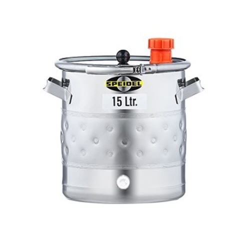 15L (3.9G) Speidel Fermentation and Storage Tank with Cooling Jacket
