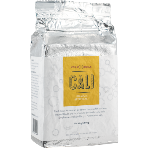 CellarScience® CALI Dry Yeast