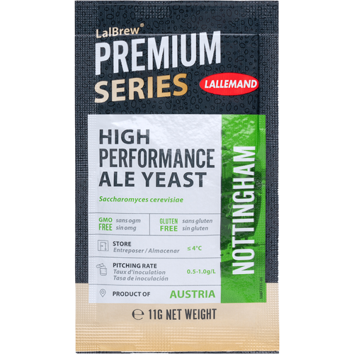 Nottingham Ale Yeast (Lallemand) - 11 g