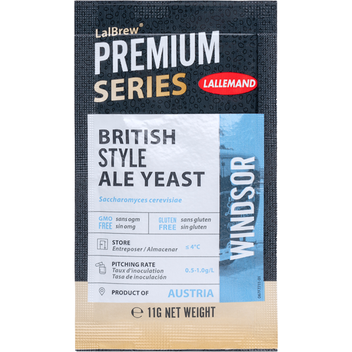 Windsor English Ale Yeast (Lallemand) - 11 g
