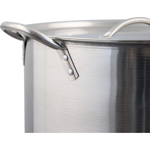 Brewmaster 5 Gallon Stainless Steel Kettle