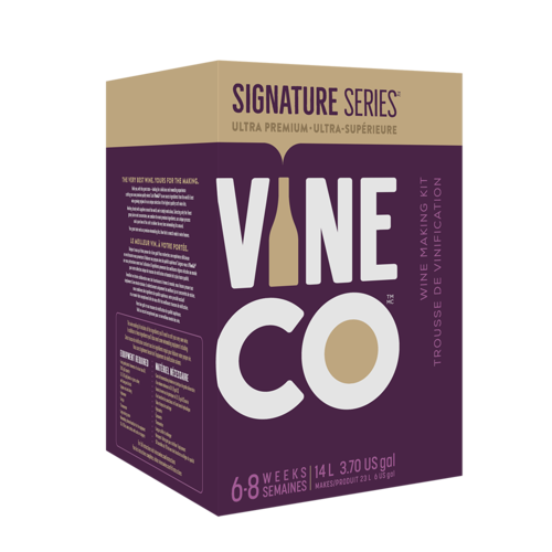 VineCo Signature Series™ Wine Making Kit - Italian Amarone Style