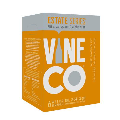 VineCo Estate Series™ Wine Making Kit - California Mystic