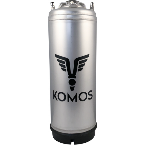 KOMOS® Homebrew Keg - 5 Gallon Ball Lock Keg