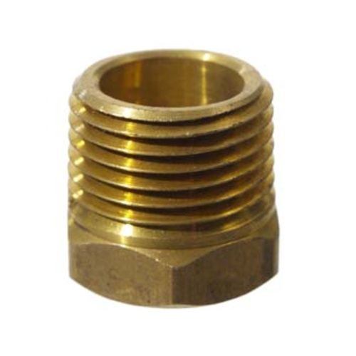 Brass Bushing - 3/8 in. FPT x 1/2 in. MPT