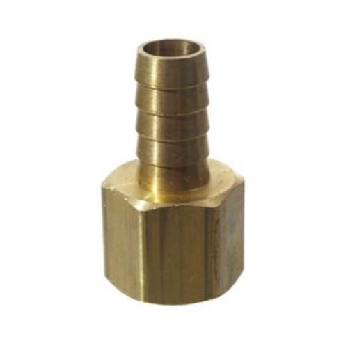 Brass Barb - 1/2 in. x 1/2 in. FPT