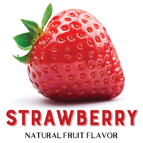 Strawberry Fruit Flavoring - 4 oz.