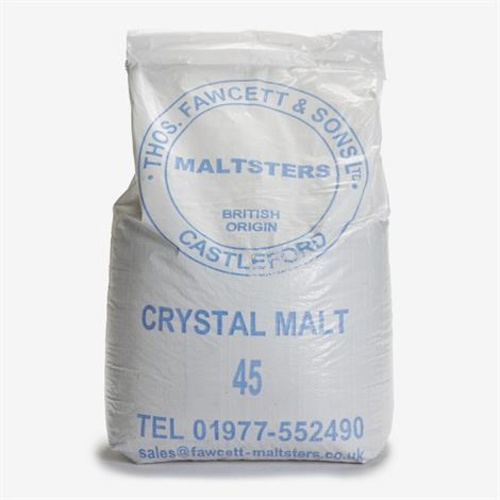 Crystal Malt I Malt - Thomas Fawcett Malting