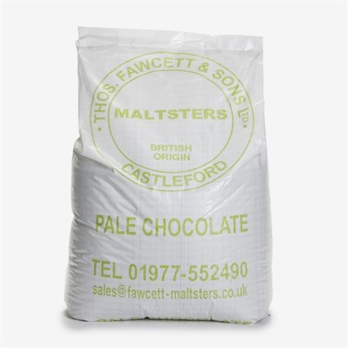 Pale Chocolate Malt - Thomas Fawcett Malting