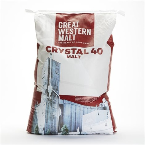 Great Western Malting Crystal 40 Malt