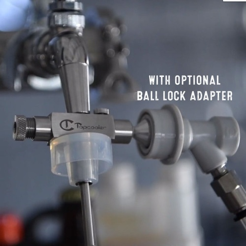 Tapcooler Counter Pressure Bottle Filler