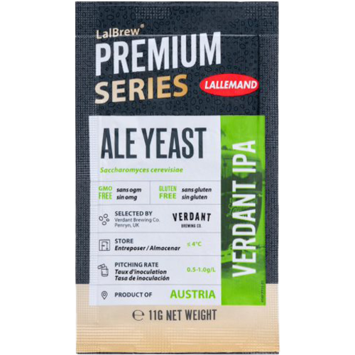 LalBrew® Verdant IPA Yeast - Lallemand