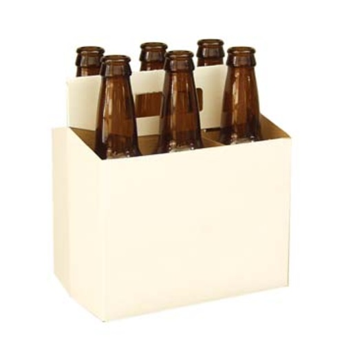 Beer Bottle 6 Pack Carrier
