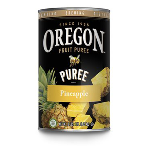 Pineapple Puree (49 oz.) - Oregon Fruit Puree