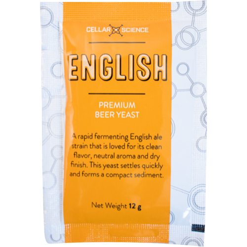 CellarScience® ENGLISH Dry Yeast