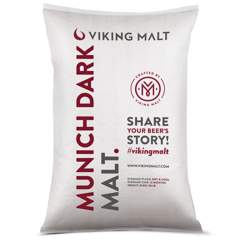 Munich Dark Malt - Viking Malt