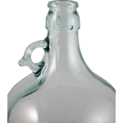 Glass Bottles - 5 L Glass Dama Jug with Handle and Swing Top