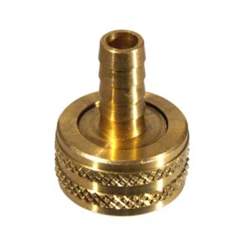 Brass Hose Fittings - Female Hose x 3/8 in. Barb