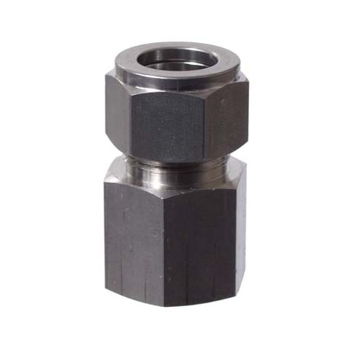 Stainless Compression Fitting - 5/8 in. x 1/2 in. FPT