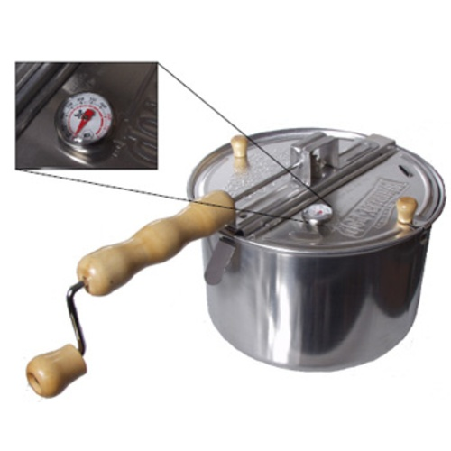 Whirley-Pop Stove Top Coffee Roaster
