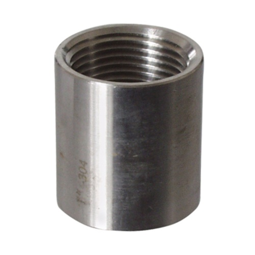 Stainless Full Coupler - 1 in.