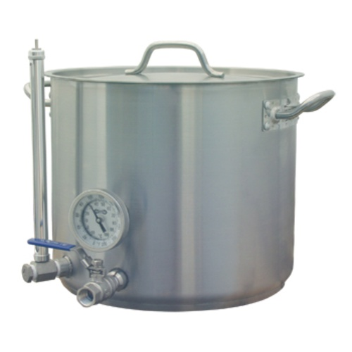 HLT - Stainless Hot Liquor Tank - 8 gal.