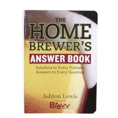 Home Brewers Answer Book (Book)