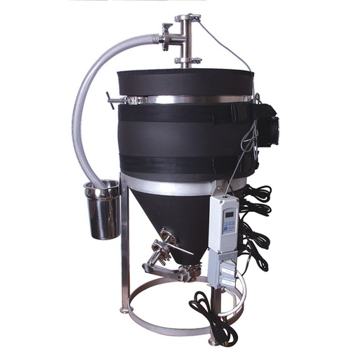 MoreBeer! Ultimate Temperature Controlled Conical Fermenter - 14 gal.