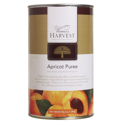 Apricot Puree (Vintners Harvest) - 49 oz.