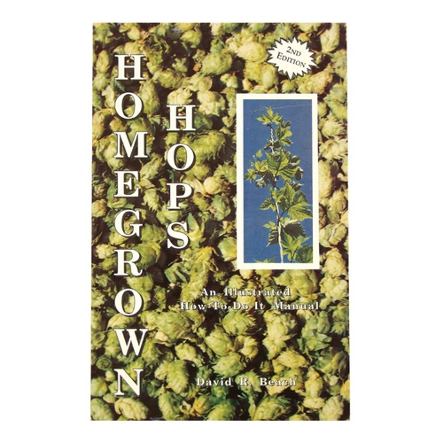 Homegrown Hops (Book)