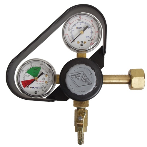 Gauge Cage For Taprite CO2 Regulator