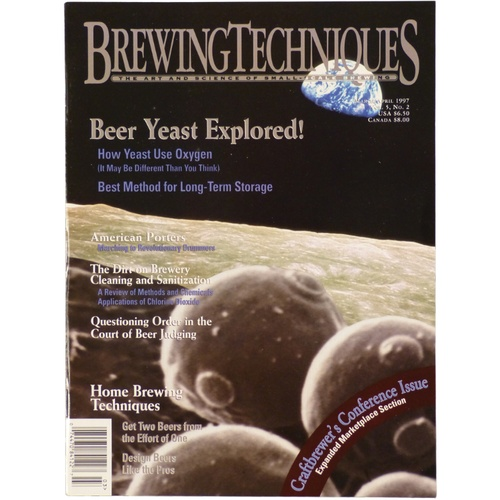 Brewing Techniques Magazine Volume 5, No. 2