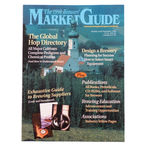 Brewing Techniques Magazine - 1998 Buyers Guide