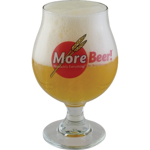 MoreBeer!® Belgian Glass - 16 oz.